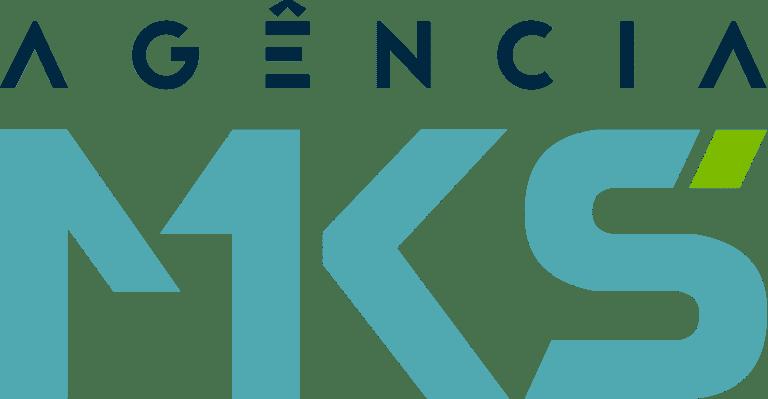 Logo Agência MKS - Marketing Digital para Vender Mais