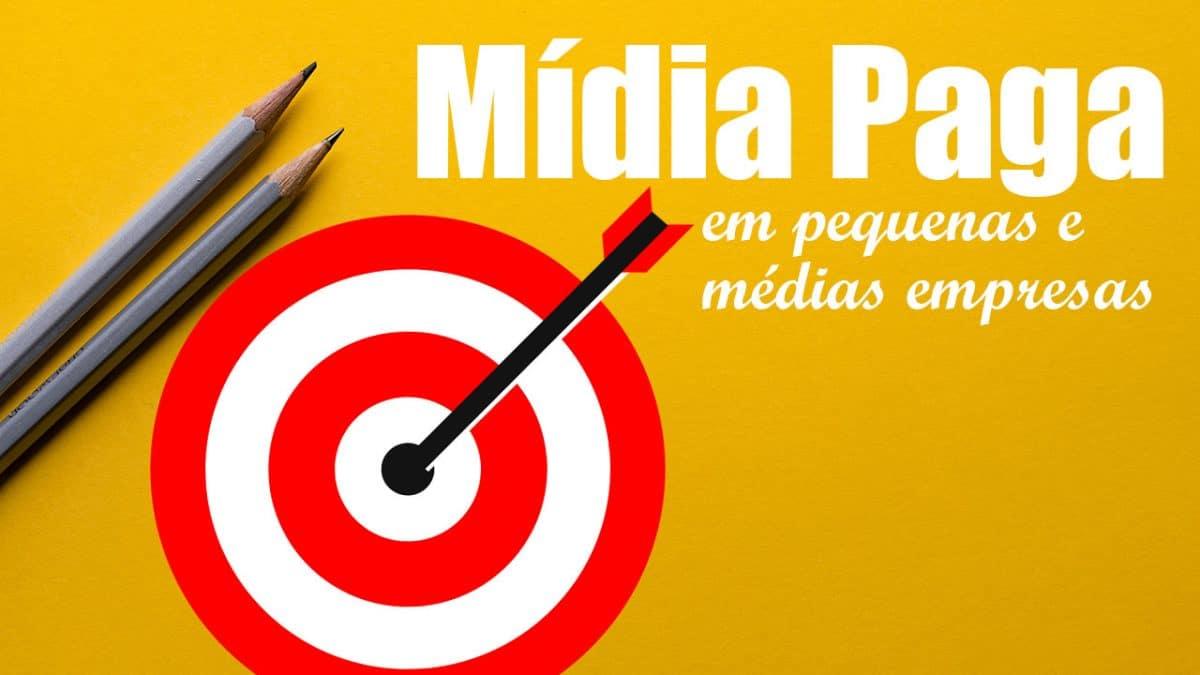 mídia paga em pequenas e médias empresas